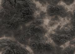 Volcanic solidified lava texture Stock Illustration
