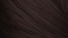 Hair texture Stock Footage
