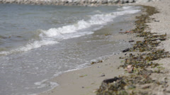 Beach - English Bay Stock Footage