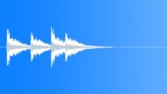 Light Beam Rebounding 01 Sound Effect