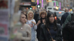 London Covent Gardens 3 Stock Footage