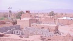Old Village, Iran Stock Footage
