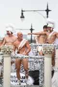 Chicago men gay pride parade Stock Photos