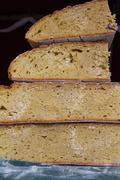 Artisan breads Stock Photos