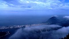 Rio-de-Janeiro - timelaps - stock footage