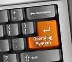 Stock Illustration of keyboard illustration operating system