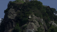 1080HD Christ The Redeemer Long Tilt - stock footage