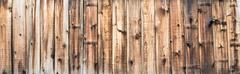 Barn wood siding rustic for background Stock Photos