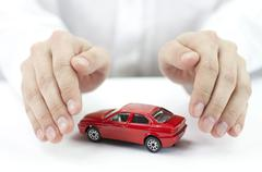 Protect your car Stock Photos