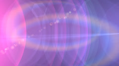 Pink Purples Wipe Flare Stock Footage
