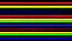 Vertical line colored bars 22 Stock Footage