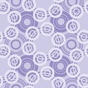 seamless background, rings - stock illustration