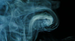 Smoke In Color 11 - stock footage