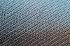 A high detailed carbon texture background for your message Stock Photos