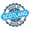 Stock Illustration of made in scotland vintage stamp isolated on white background