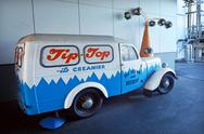 Stock Photo of tip top ice cream factory