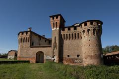 Castello di proh Stock Photos