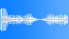 Twisted Deep Bass Sound Effect