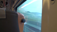 High-speed train - Italy Stock Footage