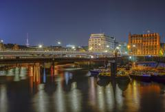 Stock Photo of Germany, Hamburg, Hafencity