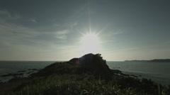 Kurosakinohana, non color graded Full HD (1920x1080) Stock Footage