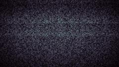 TV - Bad Signal noise Stock Footage