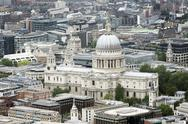 Stock Photo of Great Britain, Endland, London, Southwark, St Paul's Cathedral