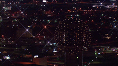Aerial Footage Dallas Texas Stock Footage