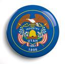 Utah flag Stock Illustration