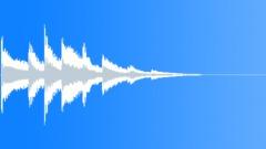 Fairy tale harp spell - sound effect