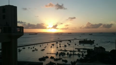 Salvador da Bahia Stock Footage