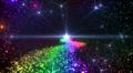 Space Stars milky way C6raf 4k Footage