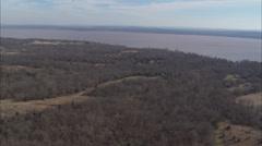 Farmland Countryside Oklahoma Stock Footage