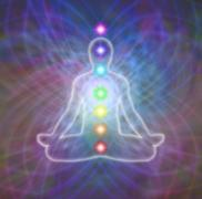 Chakra Matrix Meditation Piirros