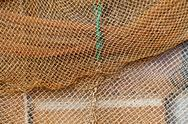 Stock Photo of Fishnet Background