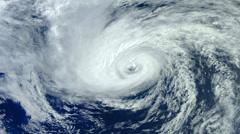 Hurricane Storm 03 Stock Footage