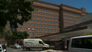 Stock Video Footage of Tygerberg Hospital