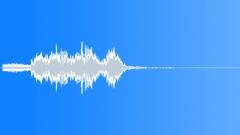 Marimba found ding - sound effect
