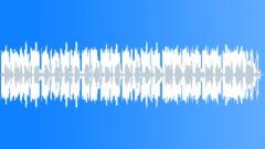 Semi-Hollow Guitar Rhythmic FX - sound effect