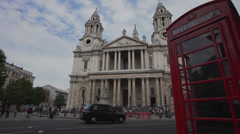 London England - stock footage