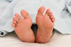 Stock Photo of feet