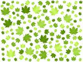 Stock Illustration of green leaf background