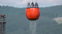 Bambi bucket Stock Footage