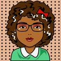 Stock Illustration of afro woman