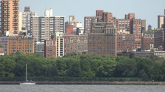 Apartment Buildings, Condos, Housing, Real Estate Stock Footage
