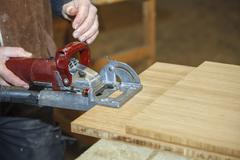 woodwork - stock photo
