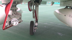 Landing Gear of Fighter Jet Arkistovideo