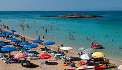 Protaras ,  cyprus Stock Photos
