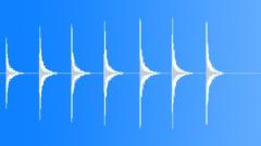Hammer Hammering Nail 02 Sound Effect