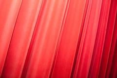 stage curtains - stock photo